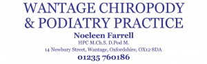 Wantage Chiropody and Podiatry